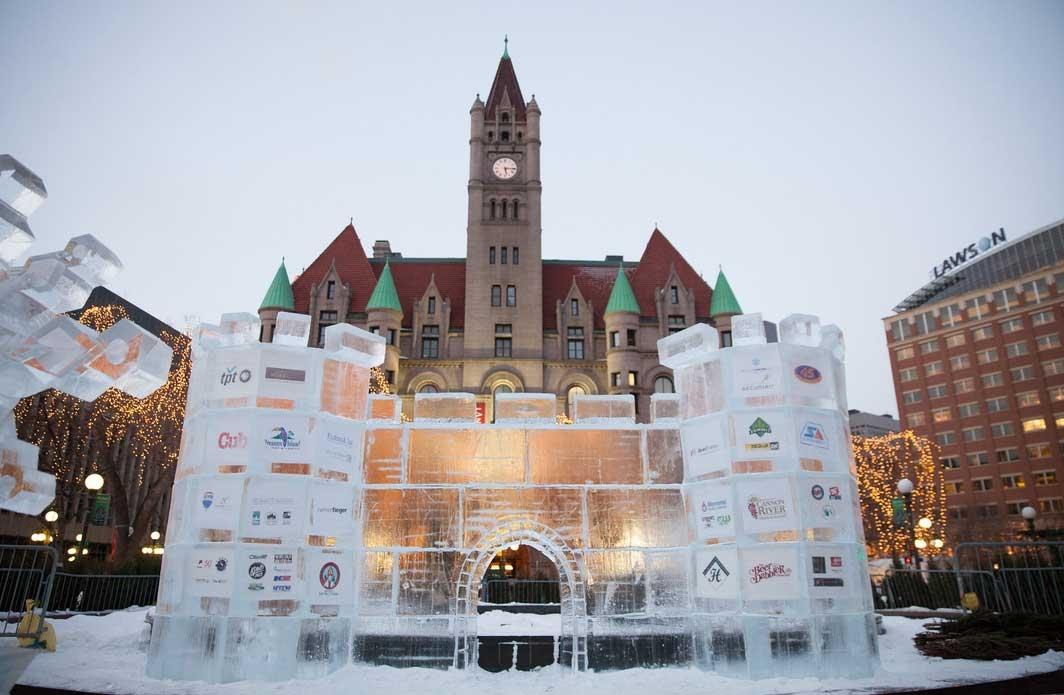קרנבל החורף של העיר סיינט פול  - צילום: St. Paul Festival & Heritage Foundation