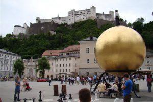 זלצבורג אוסטריה - צילום באדיבות: © CarniFest Online