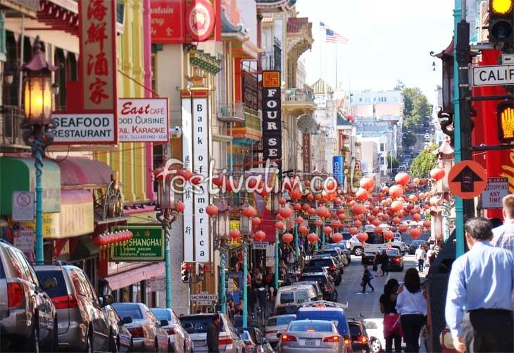 צ'יינה טאון בסן פרנסיסקו - צילום באדיבות: © CarniFest Online