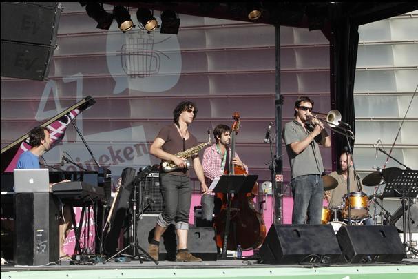 פסטיבל הג'אז הייניקן ג'אזלדיה, צילום: www.heinekenjazzaldia.com