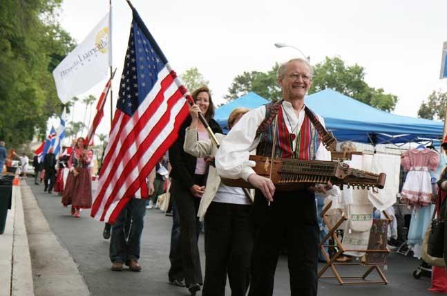 פסטיבל סקנדינביה בקליפורניה - צילום: scandinaviancenter.org