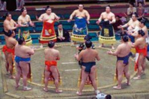 סומו - Photo by: www.sumo.or.jp