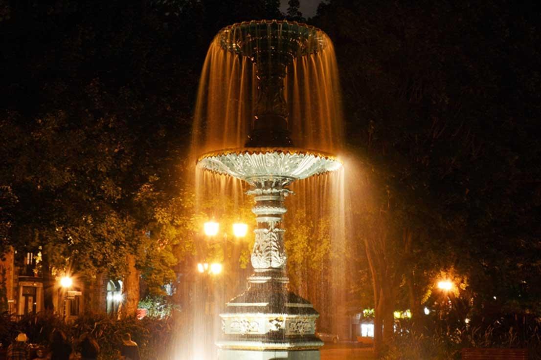 כיכר סנט לואיס - מונטריאול - צילום: Maurice Nante [Via-pixabay.com]