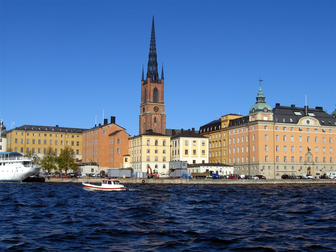 נופי שטוקהולם - צילום באדיבות: © CarniFest Online