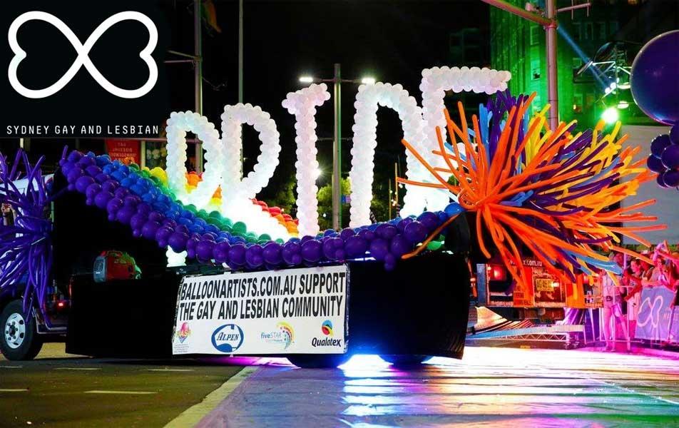 חגיגות מרדי גראס של הקהילה הגאה בסידני אוסטרליה - צילום: www.mardigras.org.au