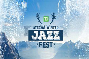 כרזת פסטיבל ג'אז החורף של אוטווה - צילום: ottawajazzfestival.com