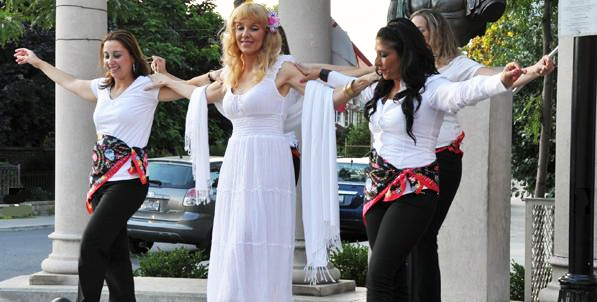 פסטיבל טעמי דנפורס - צילום:  www.tasteofthedanforth.com