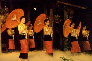 מחול תאילנדי מסורתי
