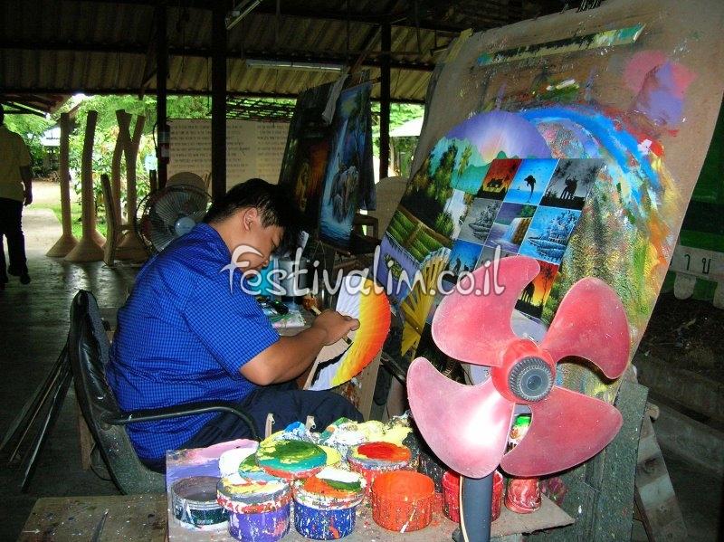 אמנות תאילנדית מסורתית
