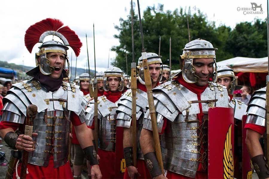 פסטיבל מלחמות קנטבריין - צילום: guerrascantabras.net