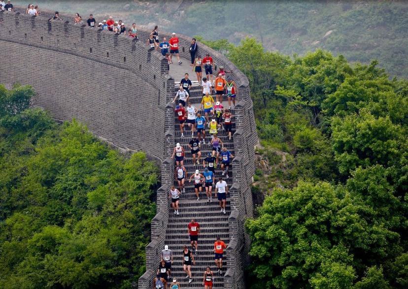 מרתון החומה הסינית - Photo by: great-wall-marathon.com