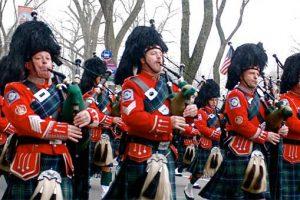 מצעד סיינט פטריק בניו יורק - צילום: www.nycstpatricksparade.org