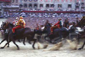 מרוץ הסוסים פאליו סיינה - צילום:  www.terresiena.it