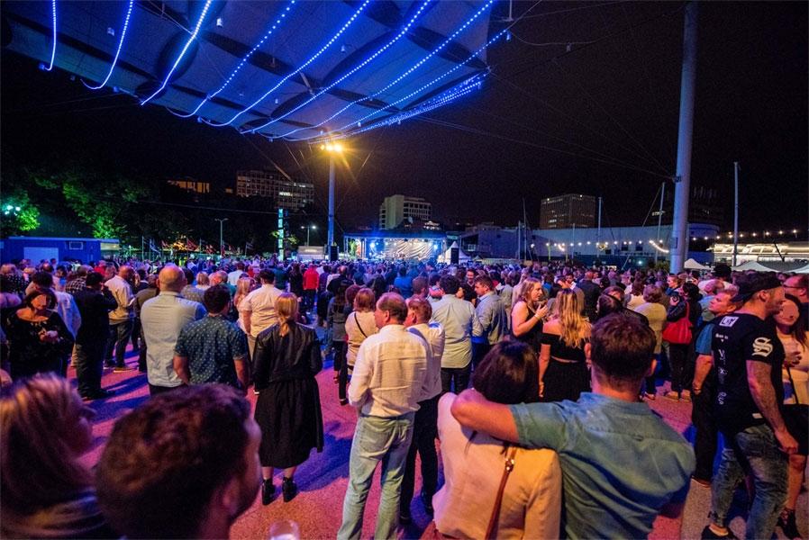 פסטיבל טעמי טסמניה - צילום: www.thetasteoftasmania.com.au