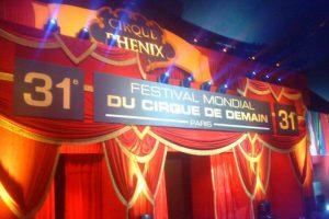 הפסטיבל הבינלאומי לקרקס המחר - צילום:  www.cirquededemain.com