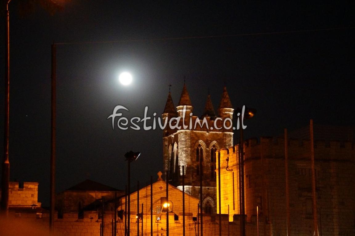 קתדרלת סנט ג'ורג' - ירושלים - צילום באדיבות: © CarniFest Online