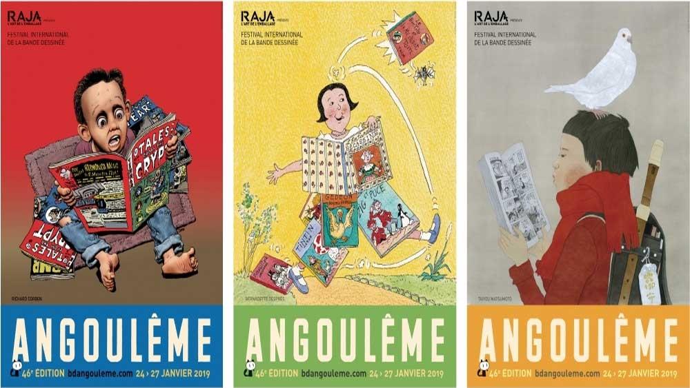 פסטיבל הקומיקס הבינלאומי של העיר אָנגוּלֶם - צילום: www.bdangouleme.com