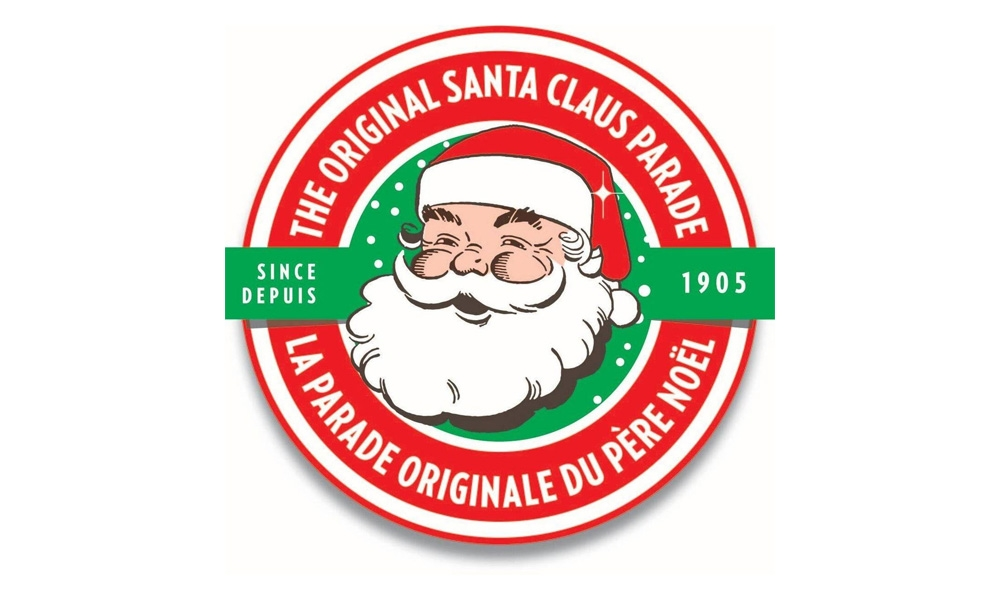 הסמל של מצעד סנטה קלאוס בטורונטו - צילום:  thesantaclausparade.com