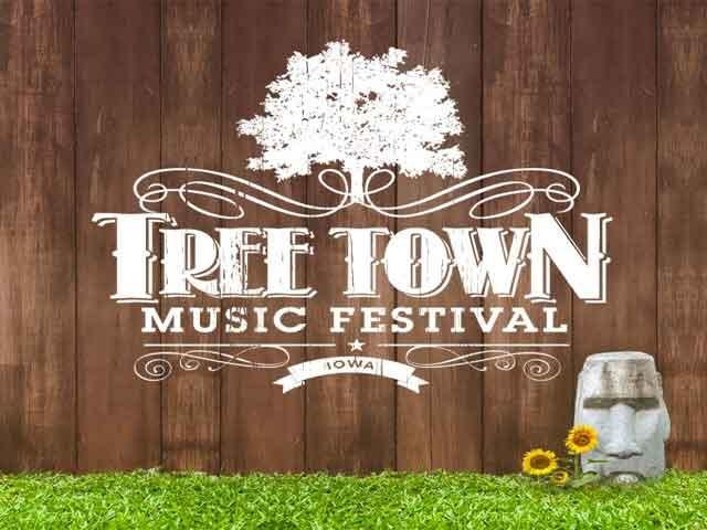 הלוגו של פסטיבל המוזיקה תרי טאון  - www.treetownfestival.com :צילום