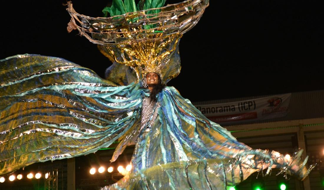 קרנבל טרינידד וטובאגו - צילום:Photo by: National Carnival Commission of Trinidad and Tobago