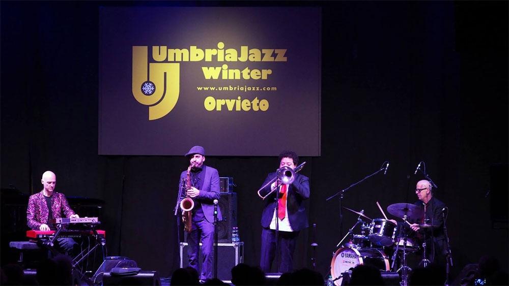 פסטיבל הג'אז חורף של אומבריה - צילום: www.umbriajazz.com