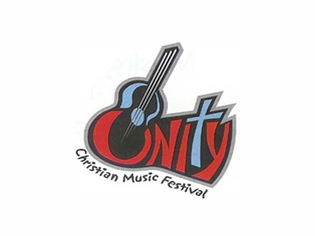 הלוגו של פסטיבל המוזיקה יוניטי קריסטיאן  - צילום: unitymusicfestival.com