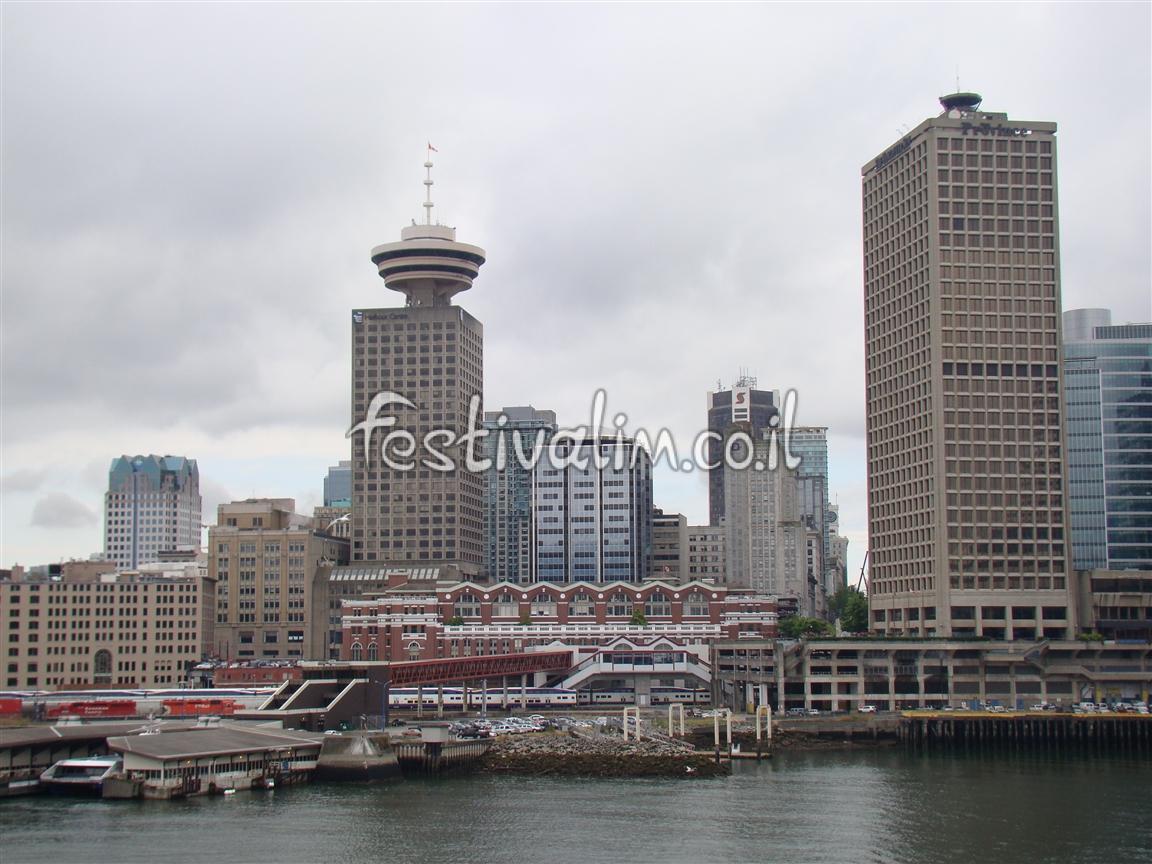 קו הרקיע של וונקובר קנדה - צילום באדיבות: © CarniFest Online