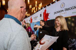 פסטיבל היין הבינלאומי של ואנקובר - צילום:  vanwinefest.ca