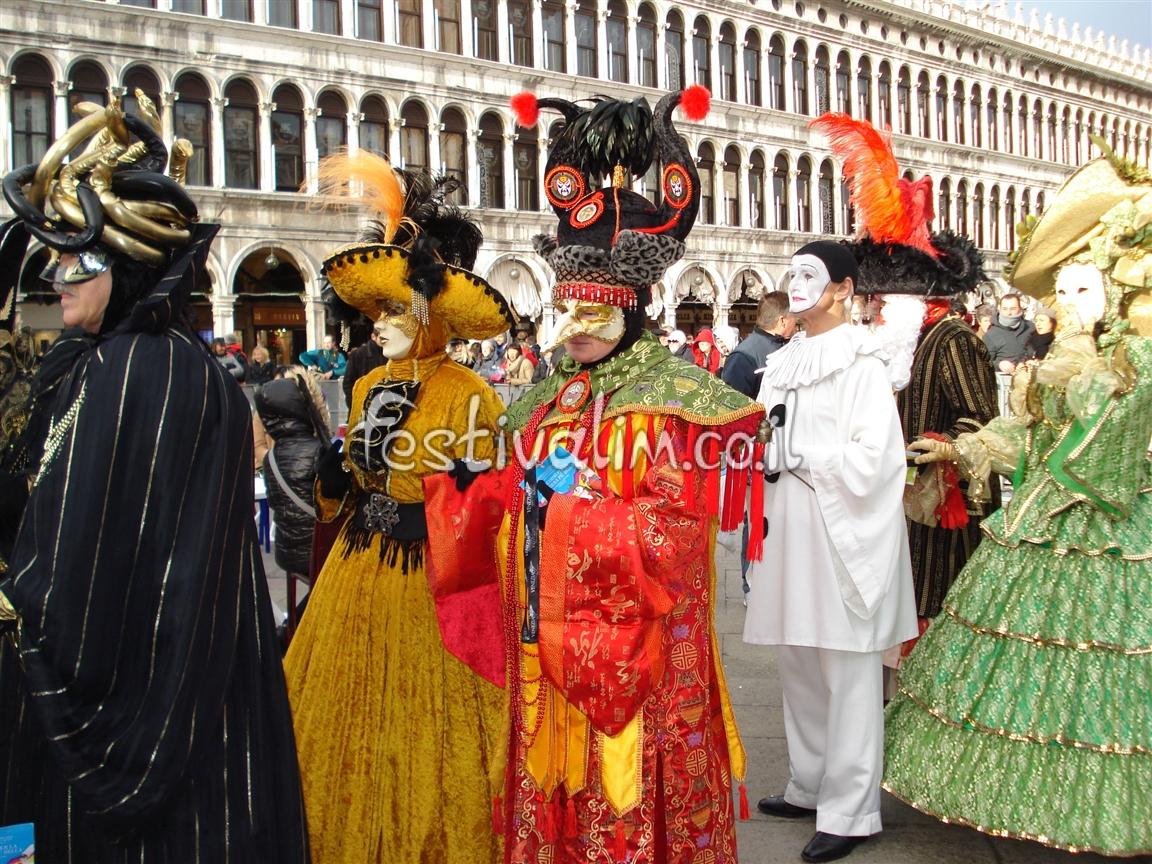 קרנבל (פסטיבל) המסכות בונציה - צילום:ליאת חן, כל הזכויות שמורות © CarniFest Online