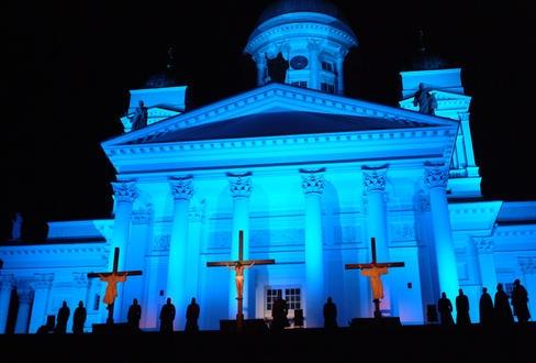 דרך הצלב - הלסינקי - Photo by: www.visithelsinki.fi