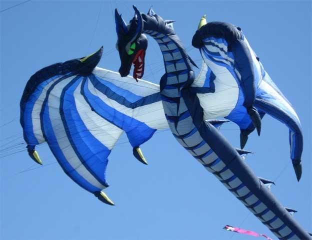 פסטיבל העפיפונים הבינלאומי של מדינת וושינגטון - צילום: http://kitefestival.com