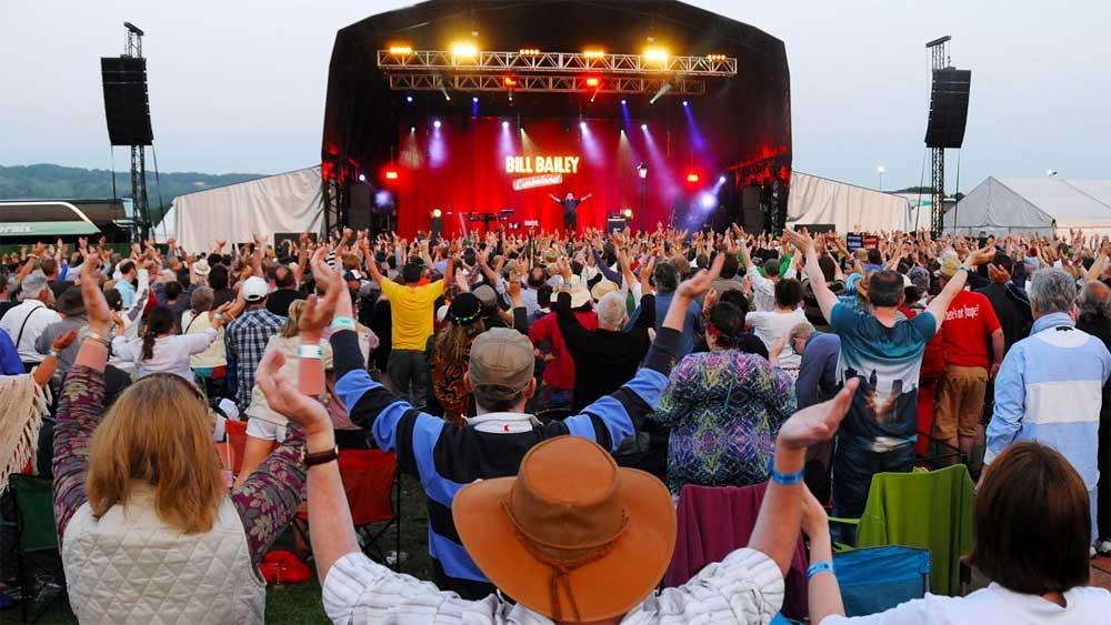פסטיבל וויקווד - צילום: wychwoodfestival.com
