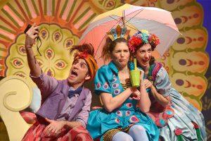 ,תיאטרון אורנה פורת לילדים ולנוער - פרצוף חמוץ  / פסטיבל ירון - צילום: יוסי צבקר
