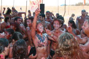פסטיבל זורבה הבודהה - צילום באדיבות: אשרם במדבר
