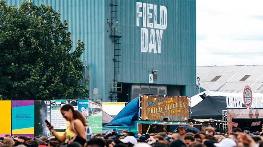צילום: fielddayfestivals.com