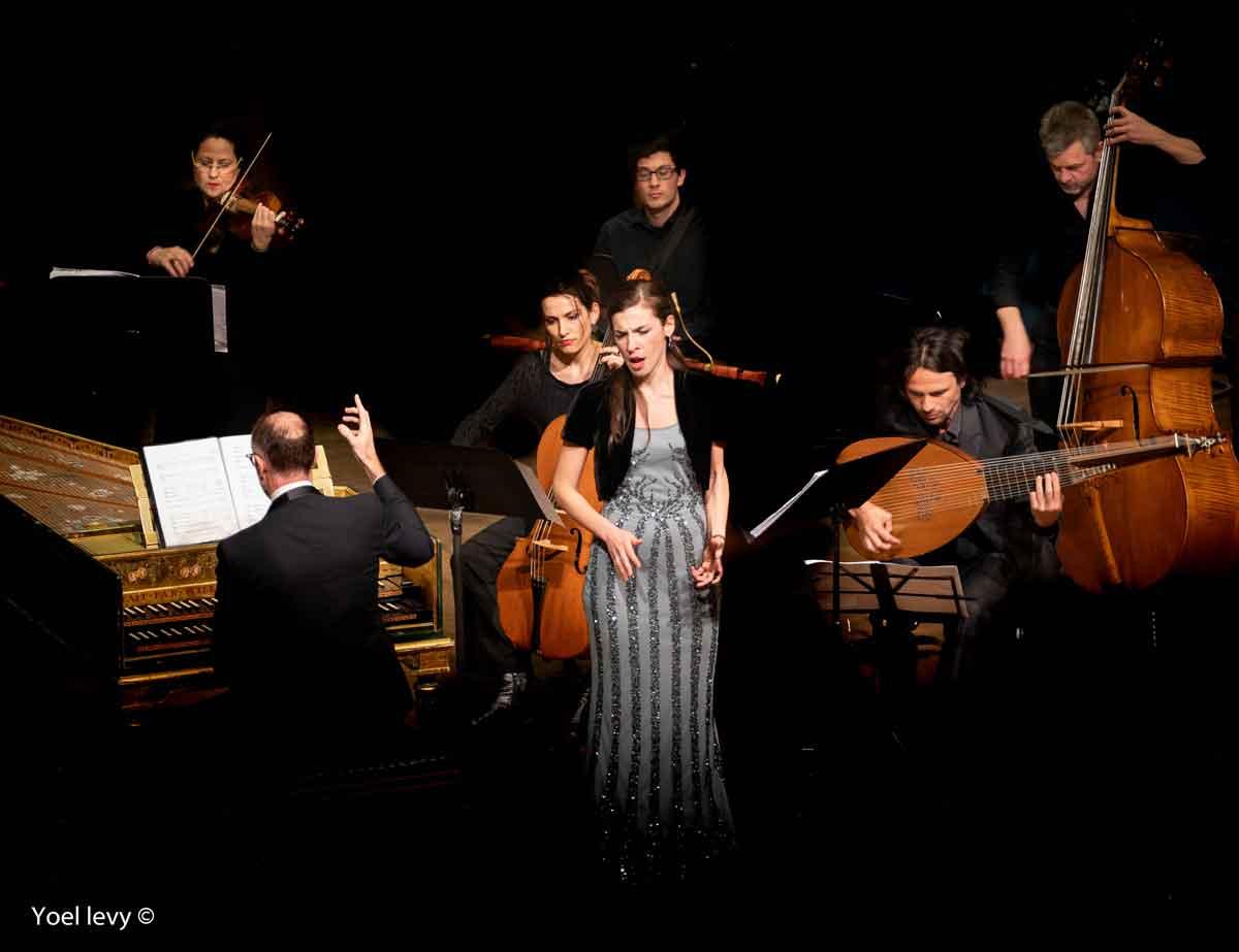 צילום: יואל לוי / באדיבות מרכז פליציה בלומנטל למוזיקה